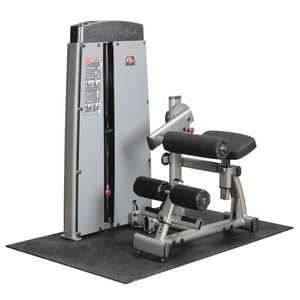 Fitness  BODY SOLID Dual Poste Abdo et Lombaires Body-Solid