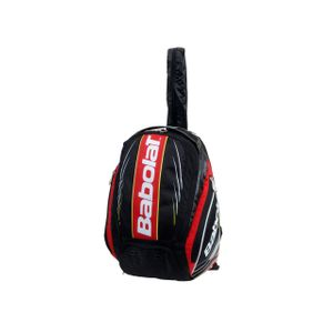 Tennis  BABOLAT Sac raquette de tennis Backpack aero noir rouge