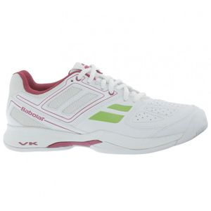Tennis femme BABOLAT Babolat - Pulsion Allcourt Femmes Chaussure de tennis (blanc/rosa)
