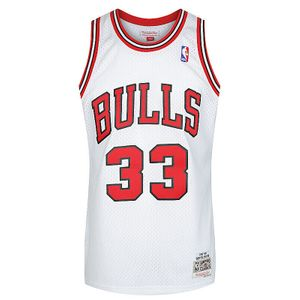 Basket ball homme MITCHELL AND NESS Maillot Mitchell & Ness Nba Chicago Bulls