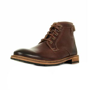homme CLARKS Clarkdale Bud Leather