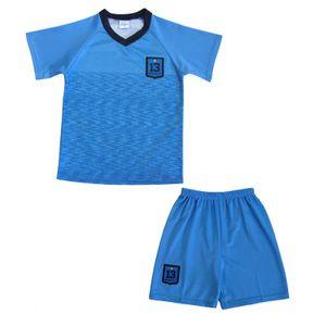 Mode- Lifestyle enfant NPZ Ensemble short et maillot de foot Marseille enfant News Taille de 4 é 14 ans - 6 ans bleu