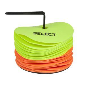 Handball adulte SELECT Pack de plots 2 couleurs Indoor Select