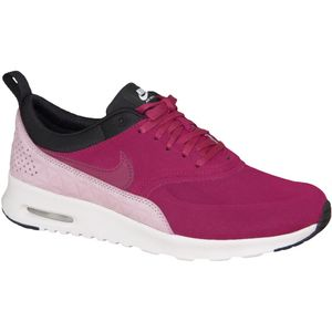 Mode- Lifestyle femme NIKE Wmns Nike Air Max Thea Premium  845062-600 F Baskets Rouge