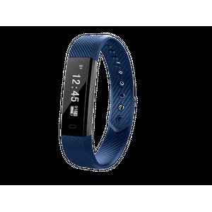 Fitness  INKASUS Bracelet connecté sport - Edition Fitness - Bleu marine
