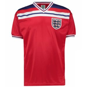 Football homme SCORE DRAW Score Draw England 1982 exterieur Maillot