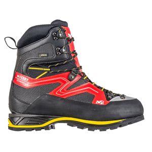 Randonnée pédestre homme MILLET Chaussures Montantes De Randonnée Gore-tex Millet Grepons 4s Gtx Red/grey