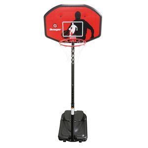 Basketball  SWAGER Panier de Basket Ball sur pied The Classic - hauteur réglable de 2m30 à 3m05