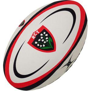 Rugby à XV  GILBERT Ballon rugby - Réplica Rugby Club Toulonnais - Mini - Gilbert