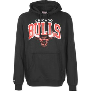 Mode- Lifestyle homme MITCHELL & NESS Sweat noir Chicago Bulls Mitchell & Ness