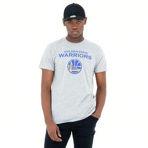 Mode- Lifestyle homme NEW ERA T-shirt chiné Golden State Warriors
