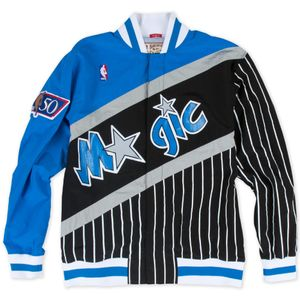 Basket ball homme MITCHELL AND NESS Veste d'échauffement M&N Nba Authentic Orlando Magic