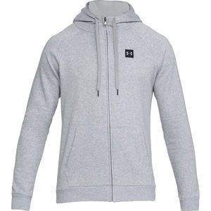 Mode- Lifestyle adulte UNDER ARMOUR Veste Zippé à capuche Under armour Rival Fleece Gris Pour Homme taille - M