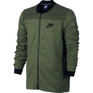 mode homme NIKE Veste de survêtement Nike Advance 15 Bomber - 837008-387