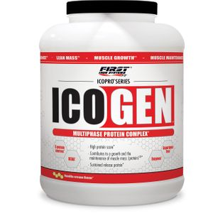 Prise de muscle Musculation  FIRST IRON SYSTEMS ICOGEN