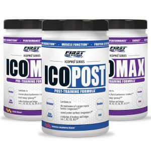 FIRST IRON SYSTEMS PACK 1 : 2 ICOMAX + 1 ICOPOST