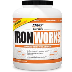 FIRST IRON SYSTEMS IRON WORKS EDITION LIMITEE