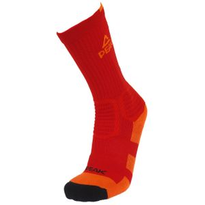 Basket ball  PEAK Pro socks rouge basket