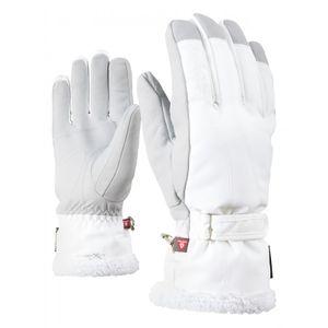 Ski femme ZIENER Ziener KALANA GTX(R) +Gore warm PR lady glove white
