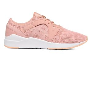 Mode- Lifestyle femme ASICS Chaussures Gel Lyte Komachi Old Pink W e17