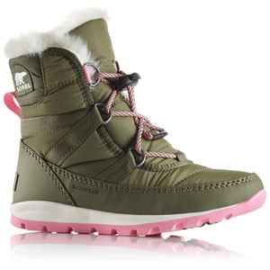 femme SOREL Après Ski Enfants Sorel Whitney Short Lace Hiker Green