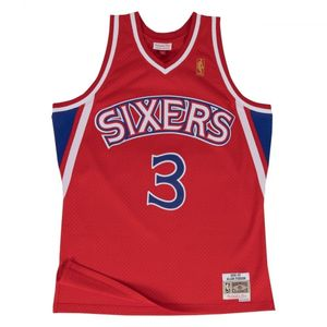 Basket ball homme MITCHELL AND NESS Maillot Philadelphia 76ers Allen Iverson #3