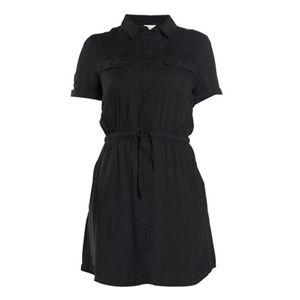 Mode- Lifestyle femme DEELUXE 74 Alarha Femme Robe Noir Deeluxe 74