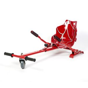 GLOOFE HoverKart -Complément KIT KART pour Hoverboard SPIDER-MAN LIMITED EDITIONS