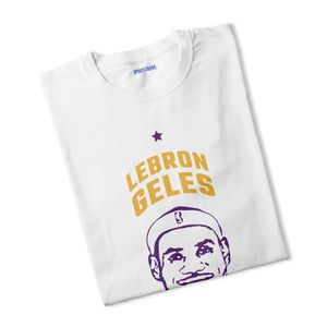 Basket ball fille SPORT IS GOOD T-shirt fille Lebron Lakers