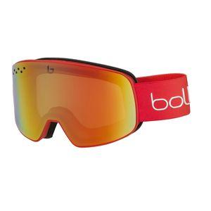 Sports d'hiver  BOLLE Masque De Ski/snow Bollé Nevada Matte Red Gradient Pc Fire Red