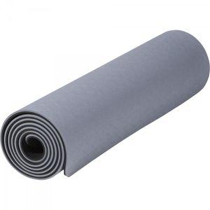 Yoga  GORILLA Gorilla Sports - Tapis de Yoga - pilates - en TPE - double face bicolor de 180cm x 60cm x 0,8cm