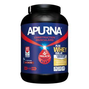 APURNA Pot Pure Whey Isolat Apurna Cacao XL – 2200g