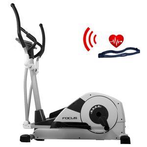Fitness  FOCUS FITNESS Vélo elliptique - Focus Fitness Fox 3 HRC