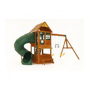 Jeux de plein air  KIDKRAFT Aire de Jeux Forest Ridge Playset