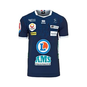 Volley ball homme ERREA Maillot domicile Errea Tours Volley 2017/2018