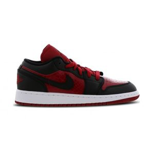 Mode- Lifestyle adulte JORDAN Chaussure de Basket Air jordan 1 low BG Rouge pour Junior Pointure - 37.5