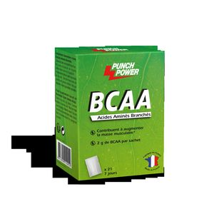 PUNCH POWER Compléments alimentaires BCAA Punch Power