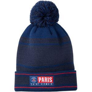 BONNET Football homme PSG Bonnet pompon PSG - Collection officielle PARIS SAINT GERMAIN - Taille adulte