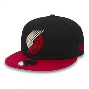 Mode- Lifestyle adulte NEW ERA Casquette NBA Portland Trail Blazers New Era Team 9Fifty taille casquette - S / M