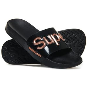 Mode- Lifestyle homme SUPERDRY Superdry Superdry Luxe Jelly Pool Slide