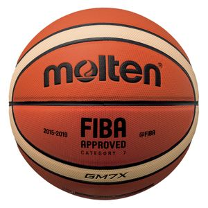 Basket ball  MOLTEN Ballon de basket Gm6x  comp train indoor