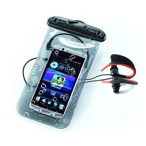 Musculation adulte KSIX Ksix Universal Waterproof Pack Case + Headphones