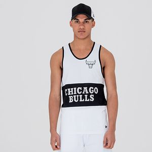 Mode- Lifestyle homme NEW ERA Débardeur New Era Chicago Bulls