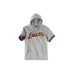 Basket ball homme MITCHELL AND NESS Sweatshirt M&N Nba N&n French Terry Lakers