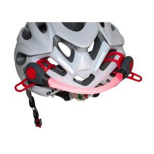 ATOO Eclairage arrière pour casque vélo à piles