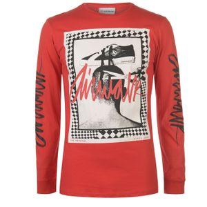 Multisport homme AIRWALK T-shirt Manche Longue Imprimé Graphique
