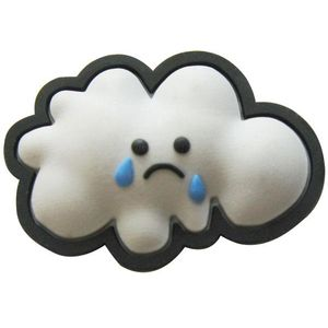 Jibbitz mr sad cloudy achat et prix pas cher go sport - Oreille bouchee piscine ...