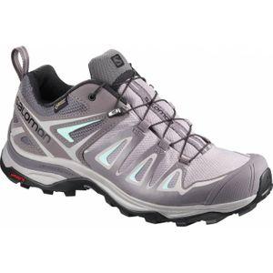 Randonnée femme SALOMON Salomon - X Ultra 3 GTX® Femmes chaussures de randonnée (gris clair)