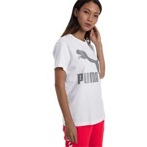 Mode- Lifestyle femme PUMA T-shirt femme Puma Classics