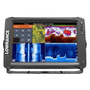 LOWRANCE Lowrance Elite-12 Ti Row No Transducer
